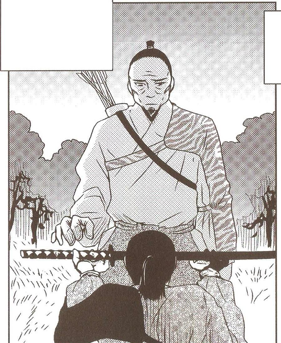 HAGAKURE il Codice del Samurai (Manga) - Cap. 1 La Via del Samurai