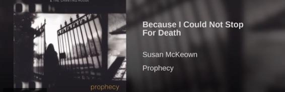 Emily Dickinson - Poiché non potevo fermarmi per la Morte