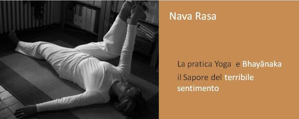 La pratica Yoga | Bhay�naka Rasa o il Sapore del terribile sentimento