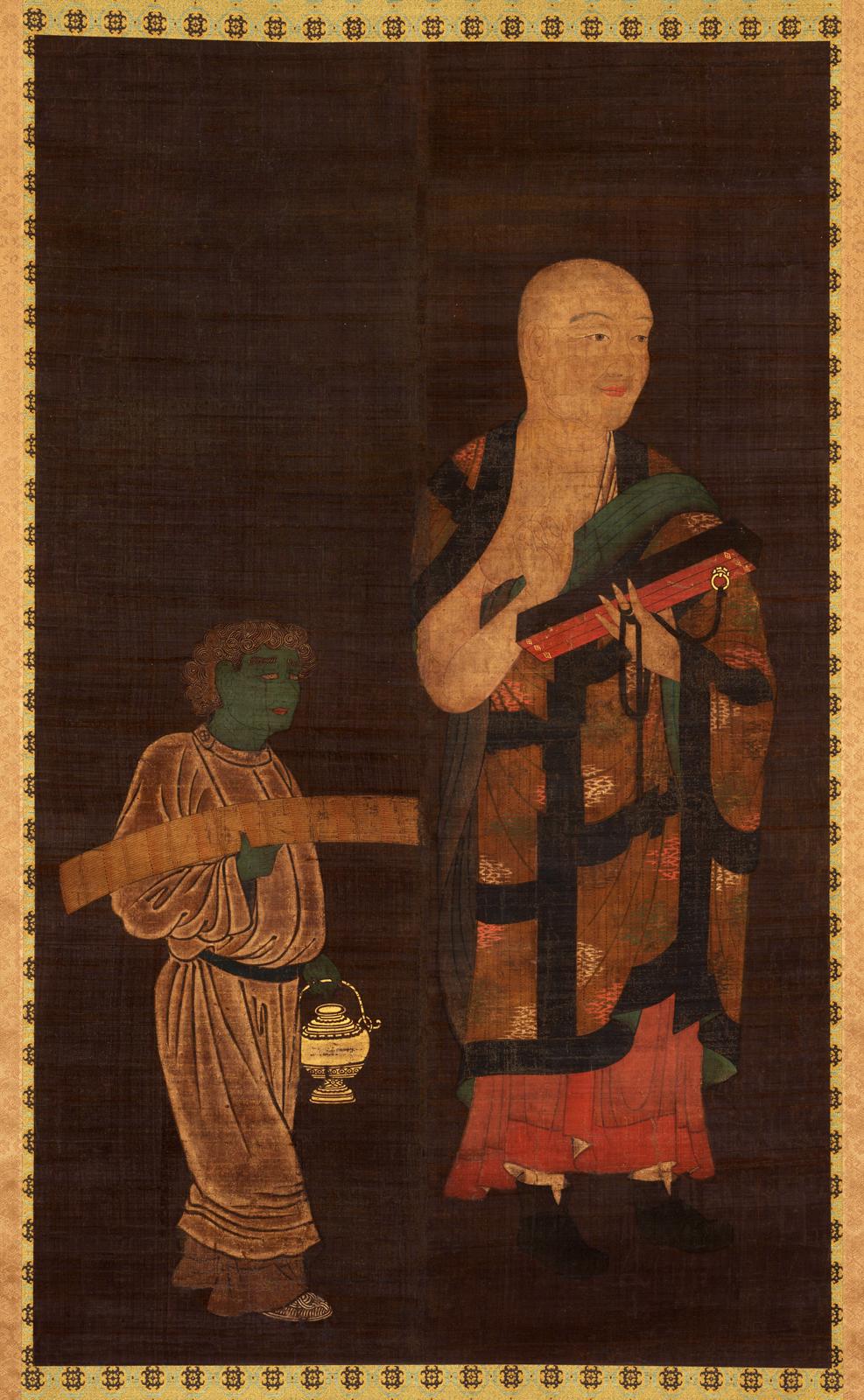 Xuánzàng – Un pellegrino buddhista sulla Via della seta, Cap. VI