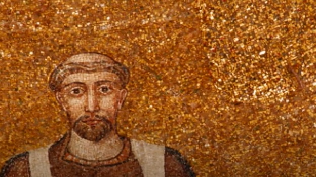 La luce dell'oro dei mosaici -  video