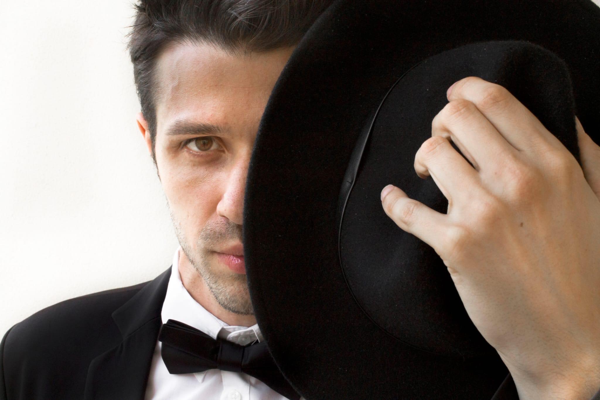 Gianluca Militello: cantante e showman