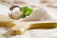 Consumo eccessivo di sale. Le alternative più salutari
