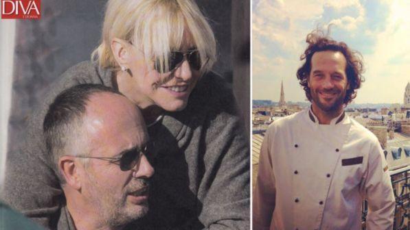 Antonella Clerici, ama Garrone ma apprezza le galanterie dello chef