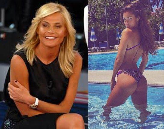 Gracia De Torres contro Simona Ventura: