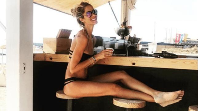 Elena Santarelli, l'estate di Formentera si fa davvero… calda