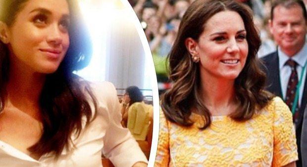 """Kate Middleton furiosa con il principe Harry e la fidanzata Meghan: """"Quella camicia bianca…"""""""