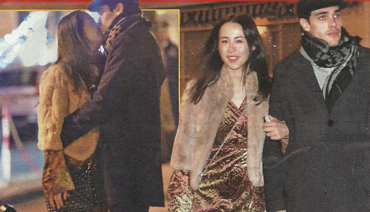 Aurora Ramazzotti e Goffredo Cerza inseparabili: cena romantica e baci appassionati in discoteca