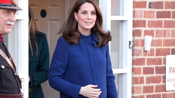 Kate Middleton in ospedale: è iniziato il travaglio