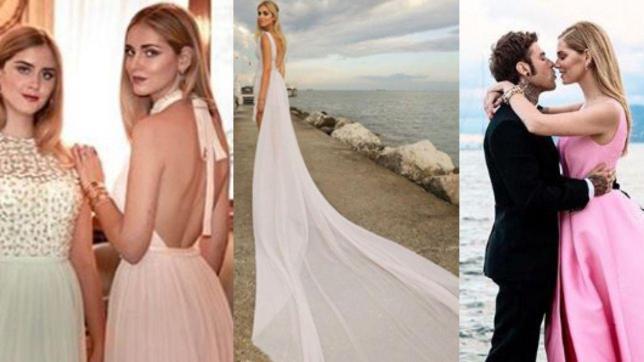 Come sarà il vestito da sposa di Chiara Ferragni?