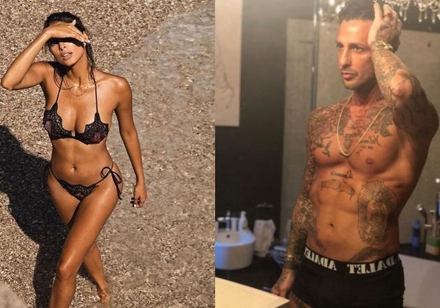 Fabrizio Corona sconfessato da Mariana Rodriguez: «Ha detto di avermi portata a letto? Mai successo»