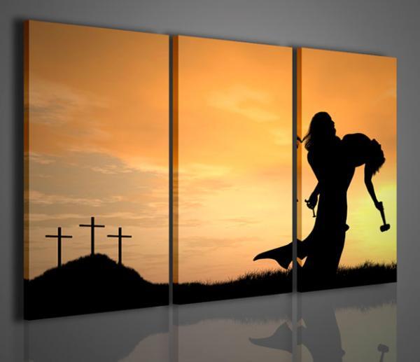 Quadri Moderni-Quadri Religiosi-Cristo