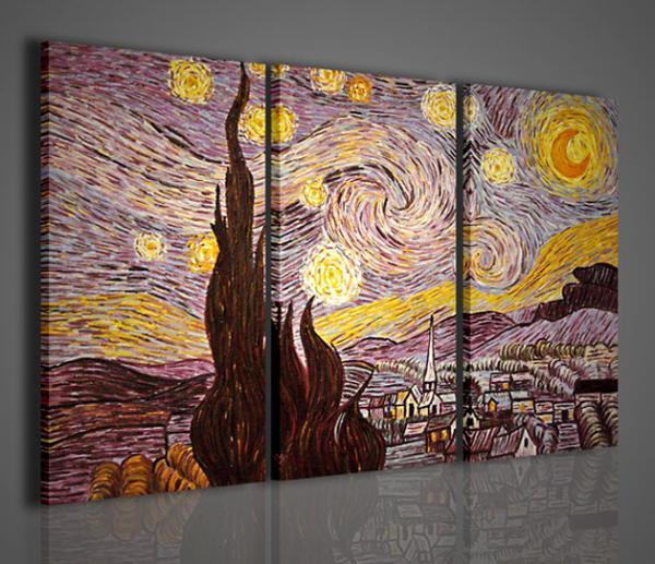 Quadri Moderni-Quadri Pittori Famosi-Vincent Van Gogh I