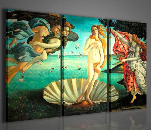Quadri famosi moderni quadri moderni astratti with quadri for Quadri fiori famosi