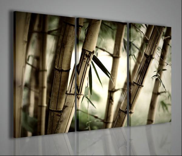 Quadri Moderni-Quadri Etnici-Oriental Bambù