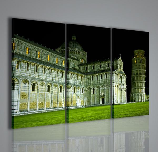 Quadri Moderni-Quadri di Città-Pisa Tower