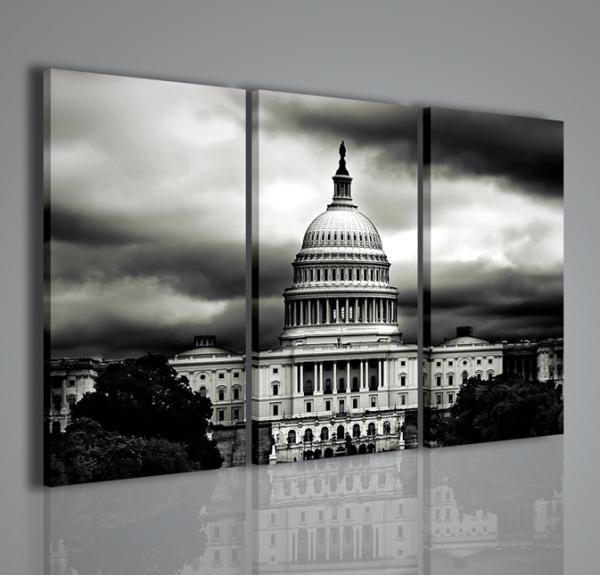 Quadri Moderni-Quadri di Città-United States of America