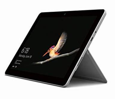 Tablet con windows 10 ideale per il mondo del lavoro e per lo studio, Microsoft Surface Go
