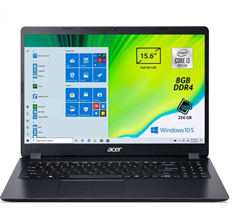 Dove acquistare il miglior portatile qualità/prezzo con installato Windows 10 su Amazon