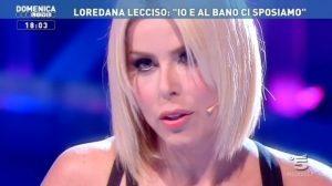 """Loredana Lecciso: """"Il bacio tra Al Bano e Romina? Ecco cosa penso…""""."""