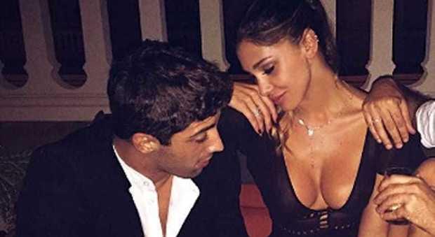 Belen Rodriguez  rivela in tv dettagli h. ot e il voto al fidanzato