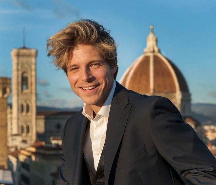 GF Vip, Gabriele Rossi: