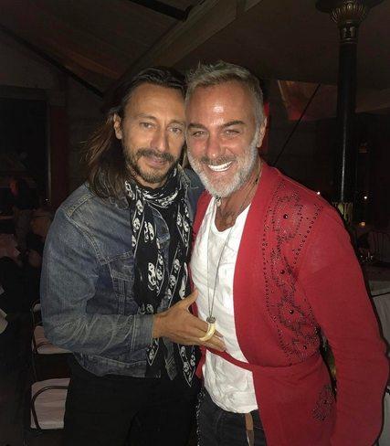 Gianluca Vacchi abbandona Miami: notte brava a Parigi con Bob Sinclair
