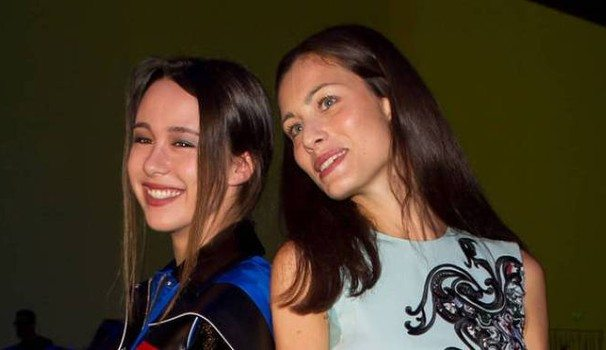 Marica Pellegrinelli fa 29, è di Aurora la dedica più bella
