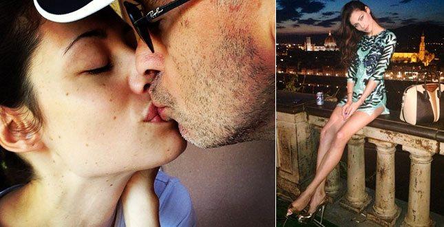 Il mistero per la scelta della data delle nozze per Eros Ramazzotti e Marica Pellegrinelli
