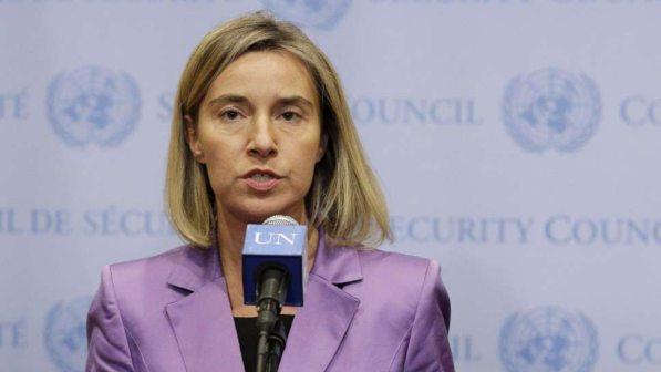 """Europa, la Mogherini avverte: """"Chi costruisce muri contro i migranti rischia procedure d?infrazione"""""""