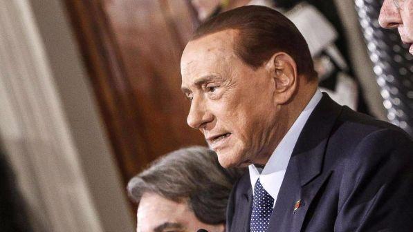 """Legge elettorale, Berlusconi: """"L'unico sistema possibile è quello tedesco"""""""