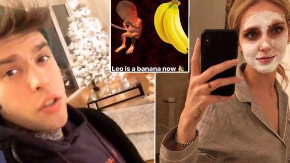 Fedez e Chiara Ferragni: Leone nascerà a Los Angeles