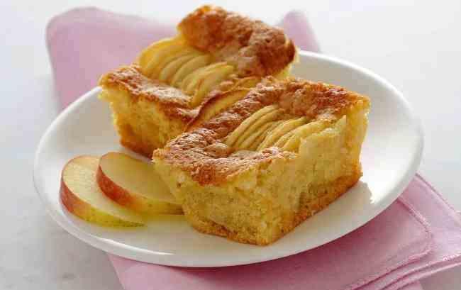 Mini plumcake alle mele