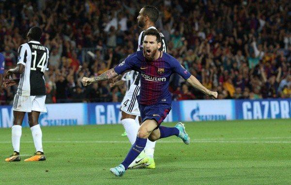 Troppo Barcellona, Messi stende una Juve incerottata