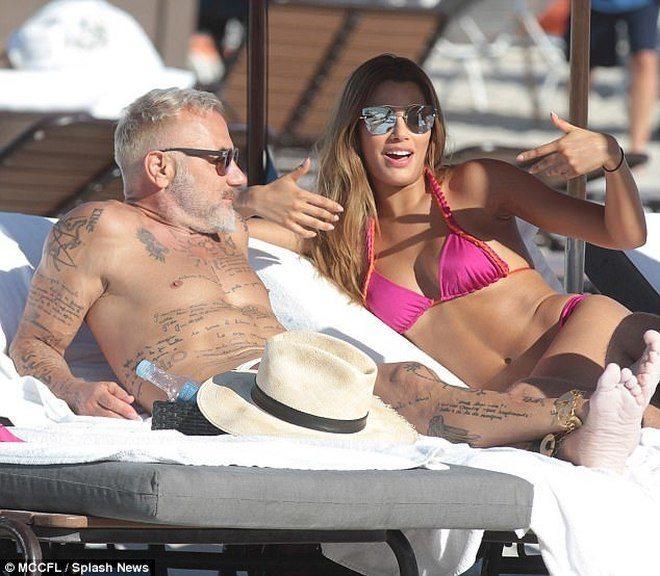 Miami, Vacchi dimentica Giorgia con l'ex miss Universo