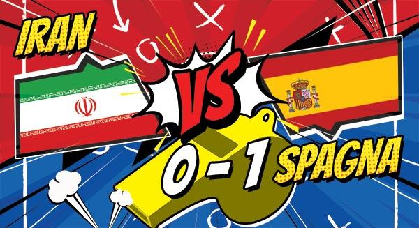 Spagna e Portogallo primi, ma l'Iran è in corsa; qualificato l'Uruguay; Mondiali 2018