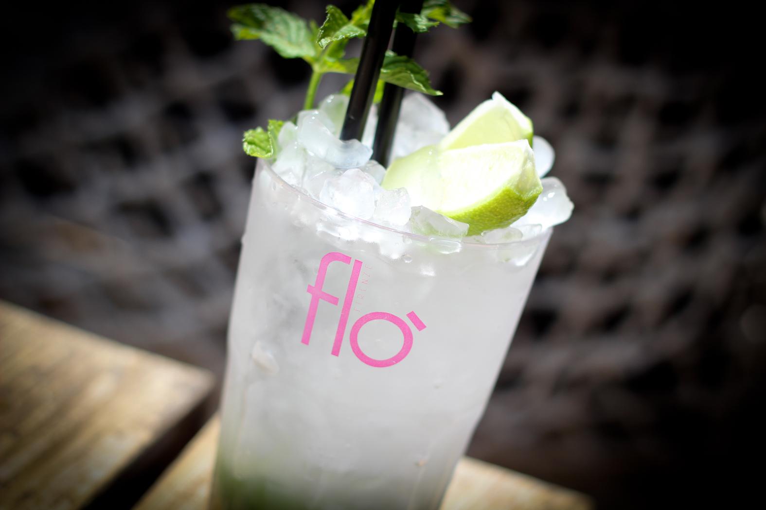 Bicchiere in policarbonato personalizzato per mojito