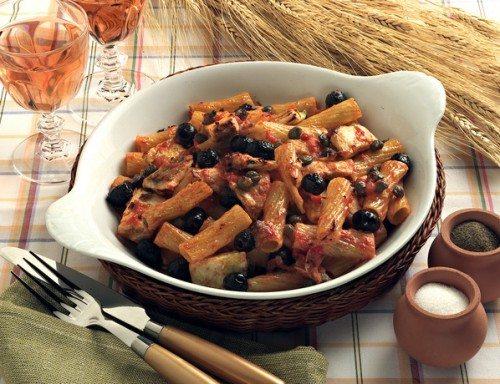 Tortiglioni gratinati all'orata - La ricetta in 5 mosse