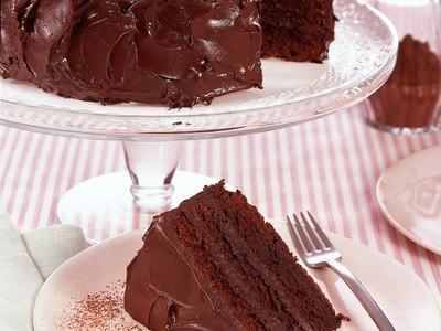 Torta del diavolo tutta cioccolato