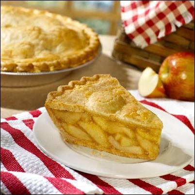 La ricetta della crostata ripiena alla mela