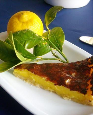 Ecco subito pronta una crostata dal sapore divino. La Crostata con ripieno al  limone