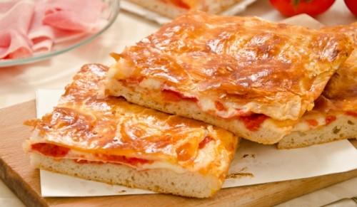 La ricetta della parigina -  La pizza rustica