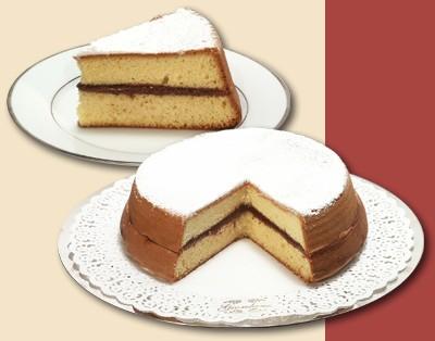 Ecco la merenda per i tuoi bimbi...la torta paradiso al cioccolato. Semplice e rapida