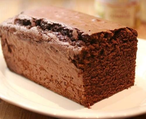 Fine pasto o colazione... con il PlumCake al cioccolato non sbagli