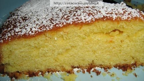 La ricetta della Torta all'arancia