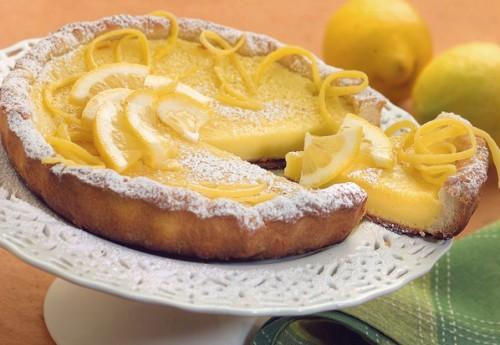 Crostata al limone  - la ricetta in 5 mosse - semplicemente fantastica