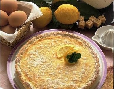 Semplice semplice...La Crostata al limone