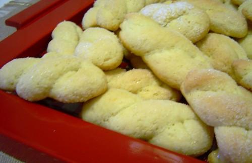Biscotti Torciglioni. Biscotti veramente