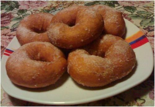 Le zeppole  fritte - Fatti fritti di Zia Vincenza