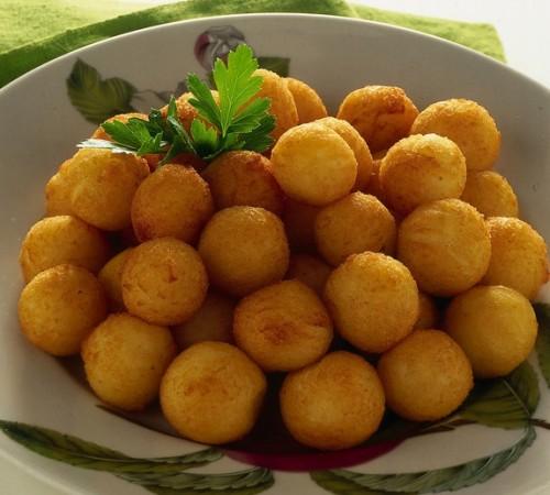 Crocchette di patate dorate, facili facili e gustosissime